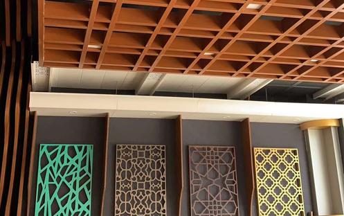 木质花纹铝单板