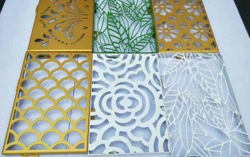 花纹系列铝单板